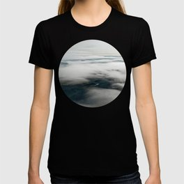 Through the clouds T-shirt