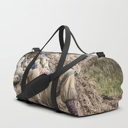 Time out. Duffle Bag
