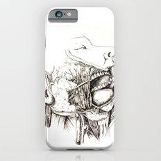 Anatomy: Study 1 Salivating Zombie iPhone 6s Slim Case