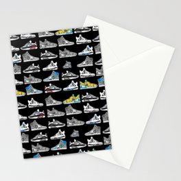 Seek the Sneakers Stationery Cards