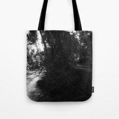 moral  bifurcation Tote Bag