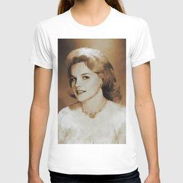Hollywood Legends, Carrol Baker, Actress T-shirt