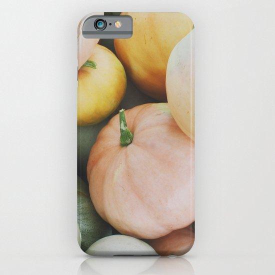 les citrouilles iPhone & iPod Case