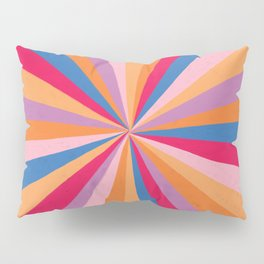 Even the darkest night will end and the sun will rise Pillow Sham