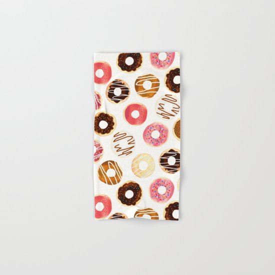 Donuts For Days Hand & Bath Towel