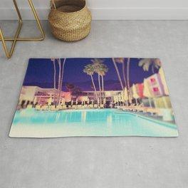 Palm Springs Hotel Rug