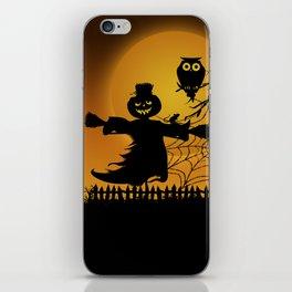 Spooky Halloween 5 iPhone Skin