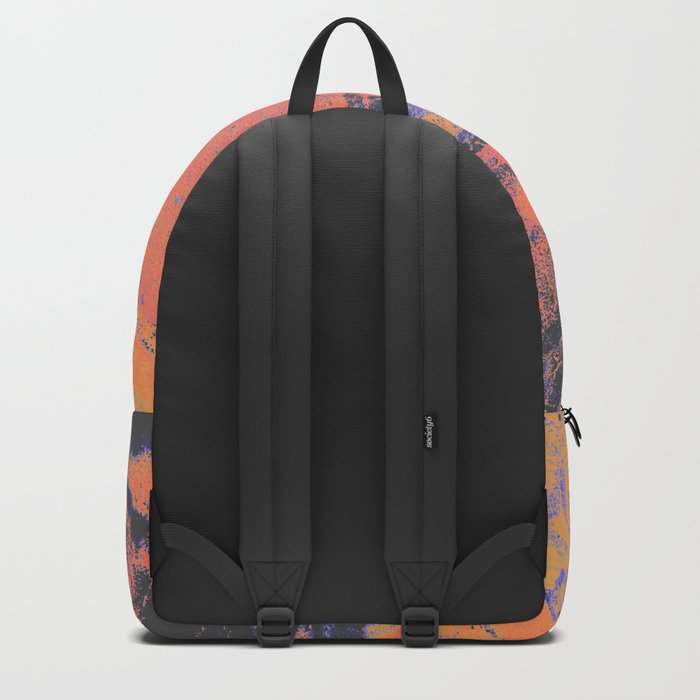 Disarm you with a smile Backpack