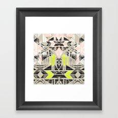 Nomad Morning Framed Art Print