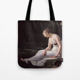 Melancholy, Constance-Marie Charpentier, 1801 Tote Bag
