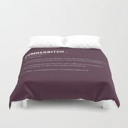 Cumberbitch Duvet Cover