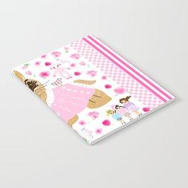 Didi puff Notebook