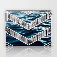 Striped Materials of Nature III Laptop & iPad Skin