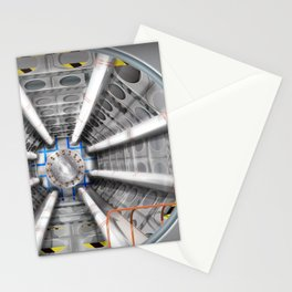 The Large Hadron Collider Stationery Cards