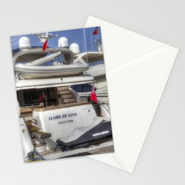 Sunseeker 78 Yacht Stationery Cards