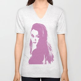 Zara Larsson Unisex V-Neck