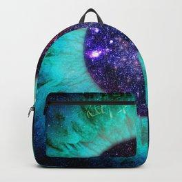 seven billion stars in her eye Backpack