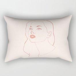 Oh Darling Rectangular Pillow