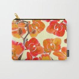 Orchid #society6 Carry-All Pouch