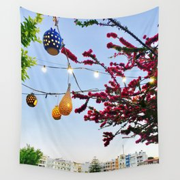 Sensory overload Wall Tapestry