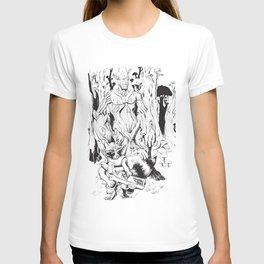 GOTG Illustration T-shirt