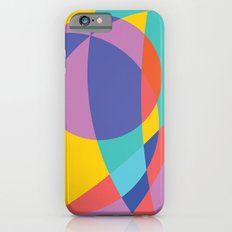 Geometric Beach Ball 2 Slim Case iPhone 6s