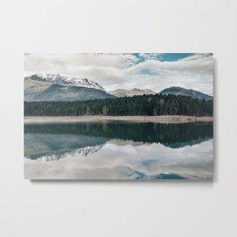 Winter's First Breath Metal Print