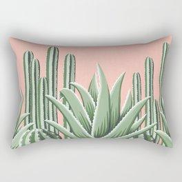 Garden Goals #01 Rectangular Pillow