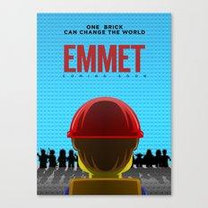 Emmet Canvas Print