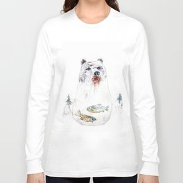 their life is not wild! Long Sleeve T-shirt