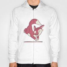 The quick brown fox jumps over… Hoody