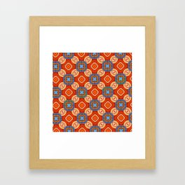 Persian Parlor Framed Art Print