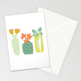 Friendliest Flowers Stationery Cards