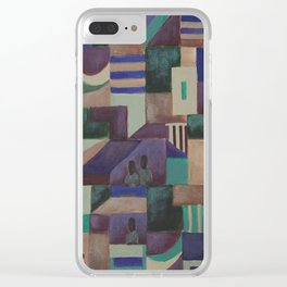 Informal Settlers Vol. 1 Clear iPhone Case