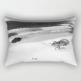 the surfer Rectangular Pillow
