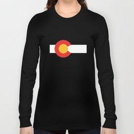 Colorado State Flag Colorado T-Shirts Long Sleeve T-shirt