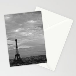 The Triomphe of Eiffel Stationery Cards
