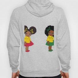 African american kids, black history month, baby design Hoody