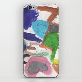 Colors 1 iPhone Skin