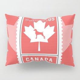 CANADA WEIM STAMP Pillow Sham