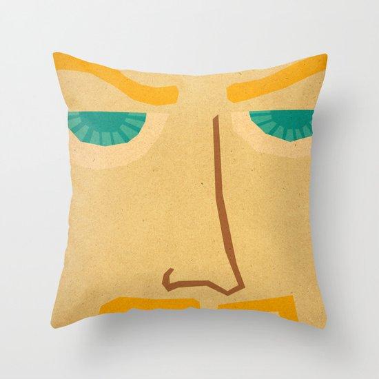 fer el loco Throw Pillow