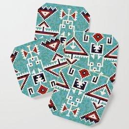 Native American Navajo pattern Coaster