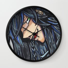 The Undertaker (Black Butler) Wall Clock