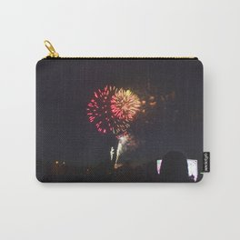 All I See is Fireworks Carry-All Pouch