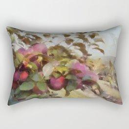 Apple Orchard Haze Rectangular Pillow