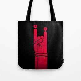 Rock U! Tote Bag