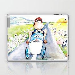 New car Laptop & iPad Skin