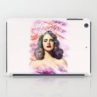 ultraviolence iPad Cases featuring belrays by evenstarss