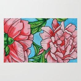 Indiana Flower Rug