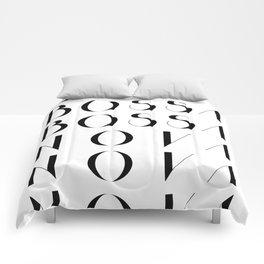 Bossa Nova 1 Comforters